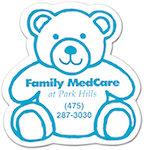 Jumbo Teddy Bear Magnets